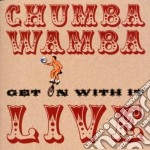 Chumbawamba - Get On With It cd musicale di Wamba Chumba