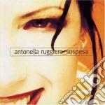 Ruggiero,antonella - Sospesa cd musicale di Antonella Ruggiero