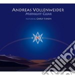 MIDNIGHT CLEAR cd musicale di Andreas Wollenweider