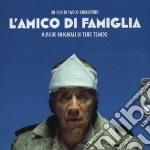 L'AMICO DI FAMIGLIA cd musicale di Teho Teardo