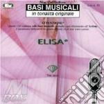 ELISA cd musicale di BASI MUSICALI