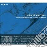 VALSA DE EURIDICE cd musicale di DEL VASCO PATRIZIA