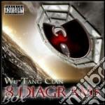 8 DIAGRAMS LTD.ED.-STEEL BO cd musicale di WU TANG CLAN