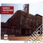 Sarah Vaughan - Lover Man cd musicale di Sarah Vaughan