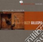 A NIGHT IN TUNISIA cd musicale di Dizzy Gillespie