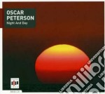 Oscar Peterson - Night And Day cd musicale di Oscar Peterson