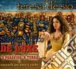 Teresa De Sio - Sacco E Fuoco cd musicale di DE SIO TERESA
