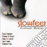 ELEPHANT MEMORY cd musicale di SLOWFEET