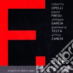 A Leo' cd musicale di CIPELLI-FRESU-GARCIA-TESTA-Z.