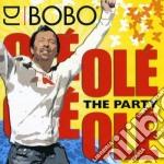 OLE' OLE'-THE PARTY cd musicale di Bobo Dj