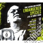 ENDANGERED SPECIES - LIVE 2CD+DVD         cd musicale di ASHTON TONY AND FRIENDS