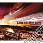 KEITH EMERSON BAND FEAT. MARC BONILLA (CD + DVD) cd musicale di EMERSON KEITH BAND