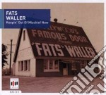 Fats Waller - Keepin' Out Of Misch cd musicale di Fats Waller