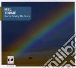 NIGHT AND DAY cd musicale di Mel Torme
