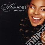 Ashanti - The Vault cd musicale di ASHANTI