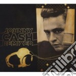 JOHNNY CASH REMIXED - LTD. EDIT. + 5 BONUS TRACKS cd musicale di Johnny Cash