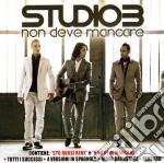 Studio 3 - Non Deve Mancare cd musicale di STUDIO 3