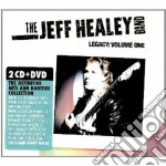 LEGACY : VOLUME ONE  ( 2 CD + DVD) cd musicale di HEALEY JEFF BAND