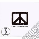 CHICKENFOOT-DELUXE EDITION - CD+DVD       cd musicale di CHICKENFOOT