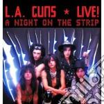 L.A. Guns - Live - A Night On The Strip cd musicale di L.A.GUNS