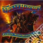 FLIRTIN' WITH DISASTER CD+DVD             cd musicale di HATCHET MOLLY