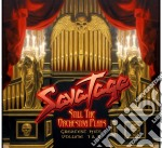 STILL THE ORCHESTRA PLAYS 2CD+DVD         cd musicale di SAVATAGE