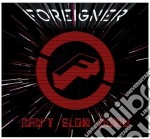 CAN'T SLOW DOWN  2CD+DVD                  cd musicale di FOREIGNER