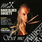 Max Iannantuono - Set Me Free cd musicale di Max Iannantuono
