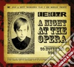A night at the opera (cd+dvd) cd musicale di TEITUR