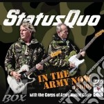 In the army now (2010) cd musicale di STATUS QUO