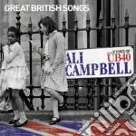 Great british songs cd musicale di Ali Campbell
