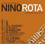 IL MEGLIO DELLA MUSICA DI NINO ROTA       cd musicale di Nino Rota