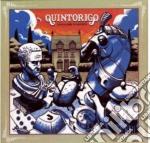 Quintorigo - English Garden cd musicale di QUINTORIGO