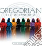 Best of(1990-2010) cd musicale di GREGORIAN