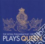 Royal Philharmonic Orchestra - Plays Queen cd musicale di Royal philharmonic orchestra
