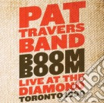 Travers,pat - Boom Boom cd musicale di Pat Travers