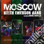 Moscow cd musicale di Keith Emerson