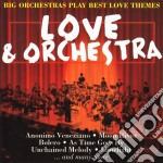 Love & orchestra for valentines themes cd musicale di ARTISTI VARI