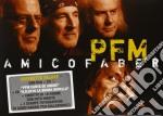 Amico faber cd musicale di P.F.M.