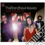 All about the funk&get used to it cd musicale di Th Brand new heavies