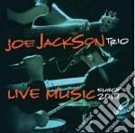 Joe Jackson - Live Music cd musicale di Joe Jackson
