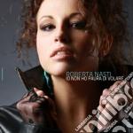 Nasti,roberta - Io Non Ho Paura Di V cd musicale di Roberto Nasti