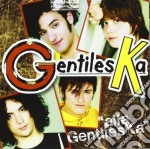 Gentileska - Alla Gentileska cd musicale di Gentileska