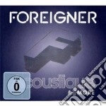 ACOUSTIQUE (2 cd+dvd BOX SET) cd musicale di Foreigner