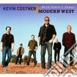 Kevin Costner & Modern West - From Where I Stand cd musicale di KEVIN COSTNER & MODERN WEST