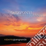 Orizzonti mediterranei cd musicale di Roberto Giangrande
