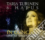 In concert:sibelius-cd cd musicale di Tarja Turunen