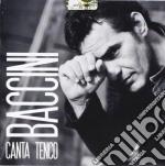 Francesco Baccini - Baccini Canta Tenco cd musicale di Francesco Baccini