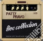 Patty Pravo - Live Collection cd musicale di Patty Pravo