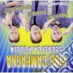 Campagna,pino - Scegli La Puglia cd musicale di Pino Campagna